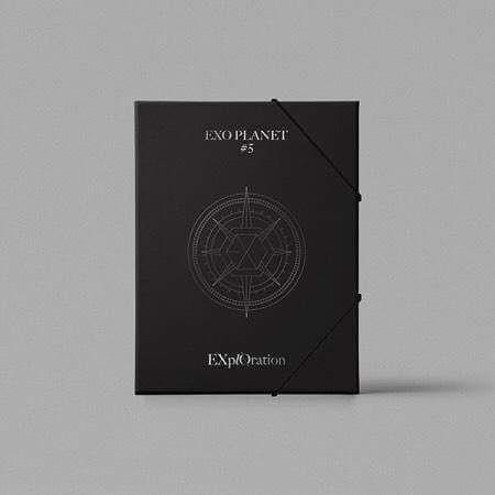 🌸EXO🌸 EXO Planet #5-EXplOration ( Photo Book&Live Album )