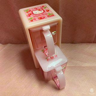 【Hello Kitty】 草莓KT雙層調味盒