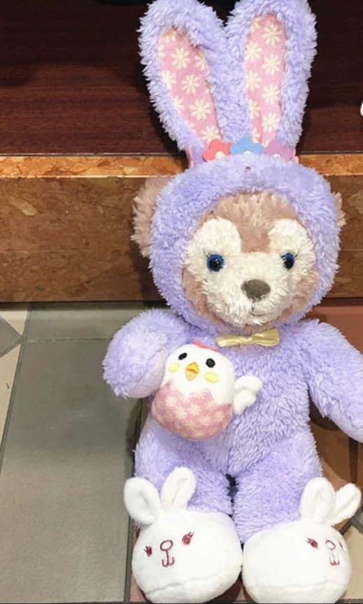 Hk Disneyland Easter doll