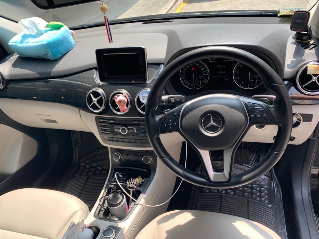 Mercedes-Benz B200 Style (A)