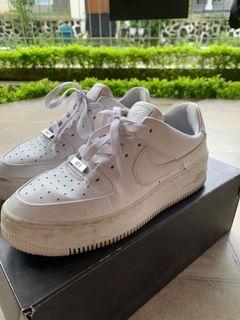 Nike Air Force 1 Sage Low Size 38,5 Free Shipping Jabodetabek