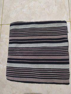 Stripes Cushion Cover Sarung Bantal Sofa Informa