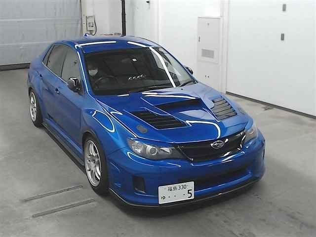 Subaru Impreza WRX 2.0 STI Spec C (M)