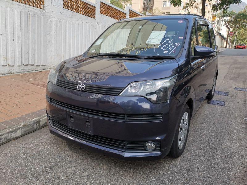 Toyota Porte Spake 1.5 Auto