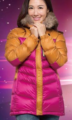 Traveller jacket pink color