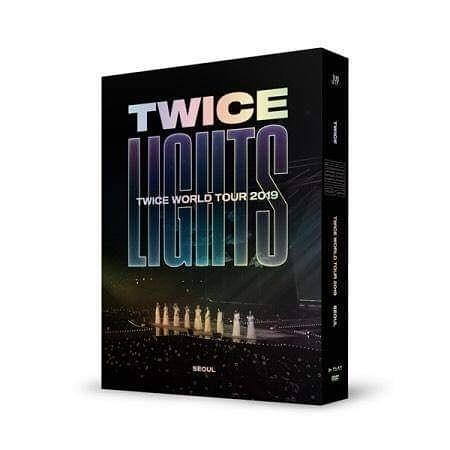 🌸TWICE🌸 TWICE World Tour 2019  [TWICELIGHTS] In Seoul ( DVD )