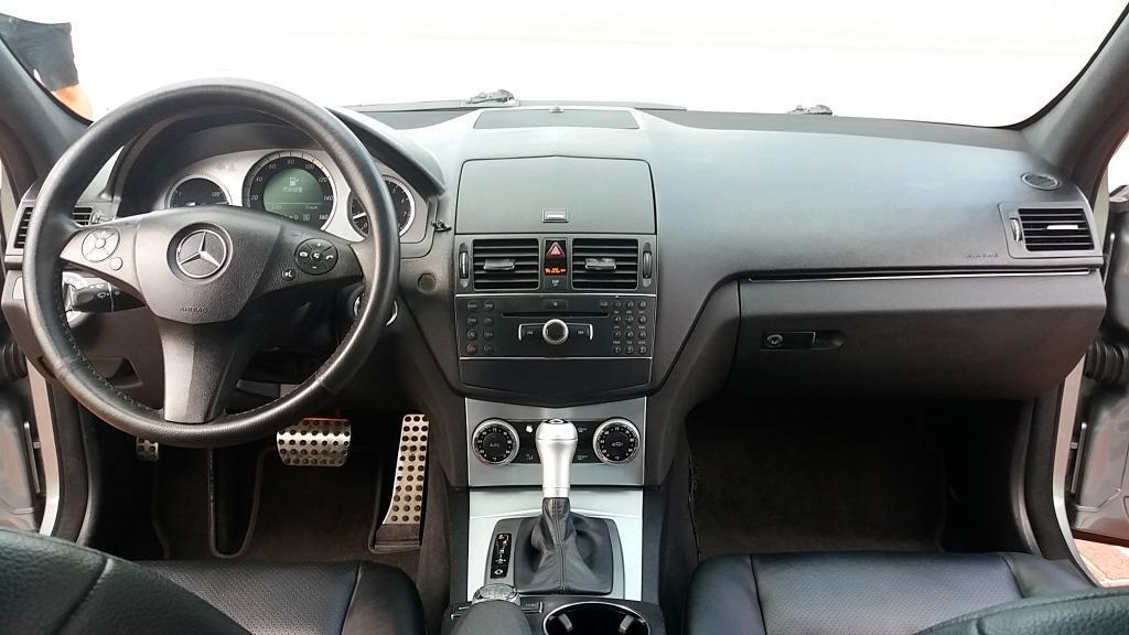 2008年 C300 AMG套件