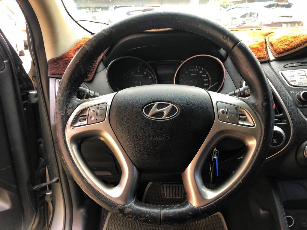 2010 Hyundai Tucson Ix35 2.0灰