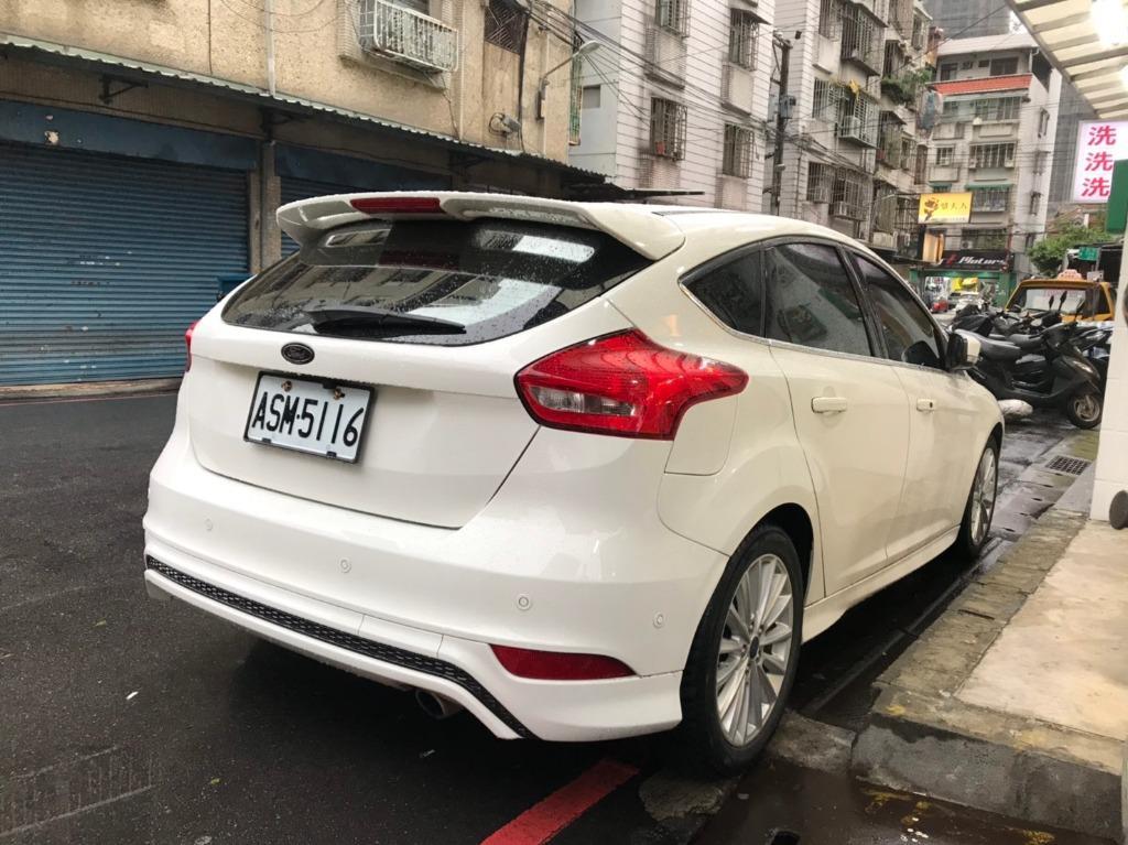 2016年 福特 FOCUS 1.5T 頂規