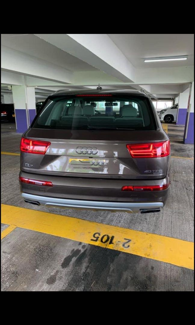 Audi Q7 4.2 FSI quattro (A)