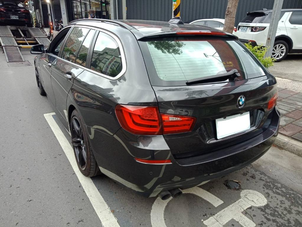 BMW 2012 灰色 520I 旅行車