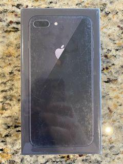 Brand New Sealed Apple iPhone 8 Plus 256GB - Space Gray