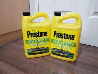 Coolant Prestone For Sale