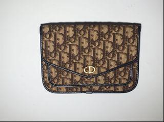 可搭配消費卷 Dior vintage clutch  手拿包  錢包 品項很棒