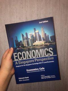 economics: a singapore perspective
