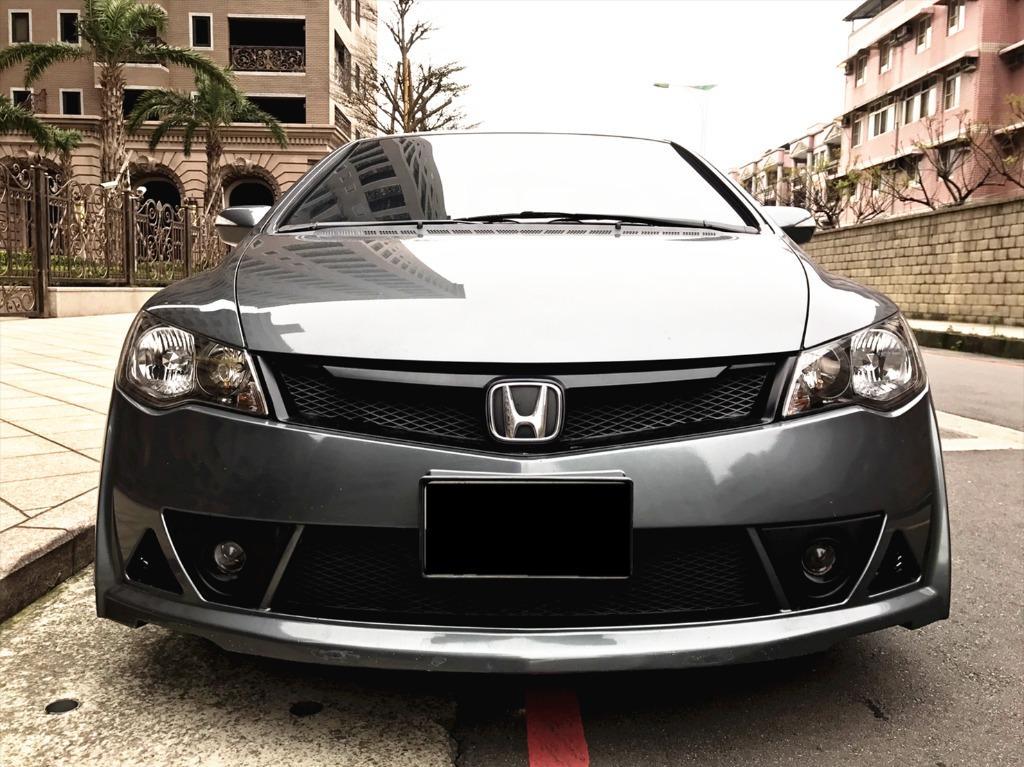 【FB搜尋桃園阿承】本田 超人氣K12 2010年 1.8CC 灰色 二手車 中古車