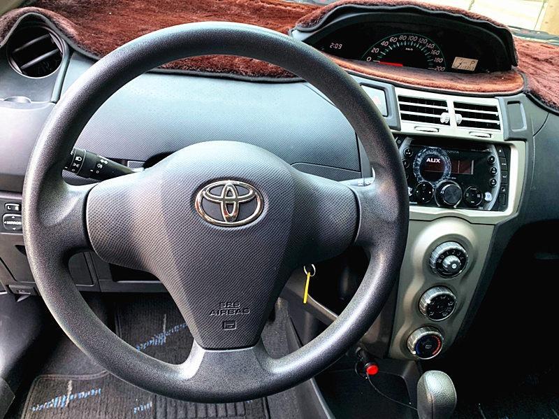 FB搜尋:唐老大.二手車庫 Toyota Yaris 2010款 手自排 1.5L