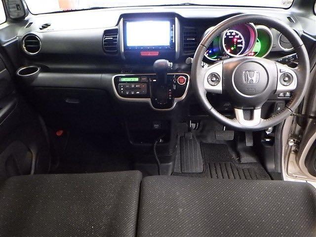 Honda N BOX TURBO Auto