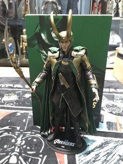 Hot Toys Loki Avengers Version