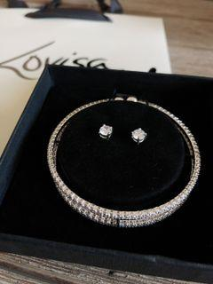 澳洲Lovisa 全新 手環+耳環