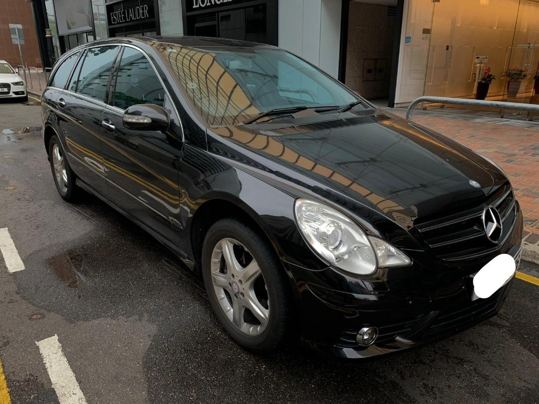 Mercedes-Benz 2010 Benz R350L 2010 Benz R350L Auto