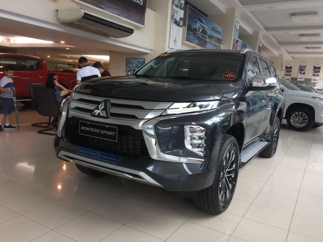 Mitsubishi Montero Sport Gt 4x2 At Auto Cars For Sale New Cars On Carousell