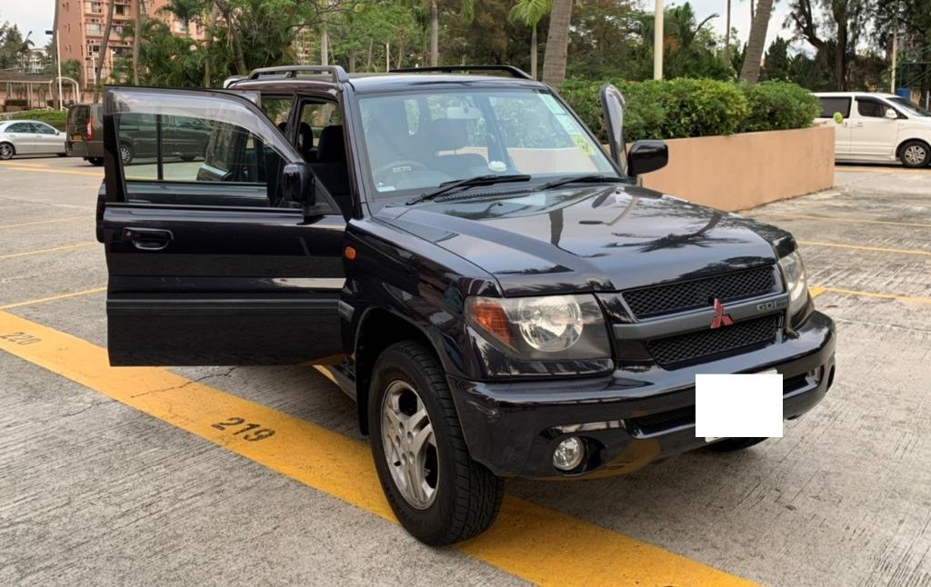 Mitsubishi Pajero IO 1.8 GDI Turbo Auto