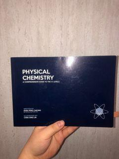 physical chemistry guidebook