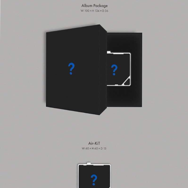 "[PREORDER] NUEST 8TH MINI ALBUM ""THE NOCTURNE"" KIHNO"