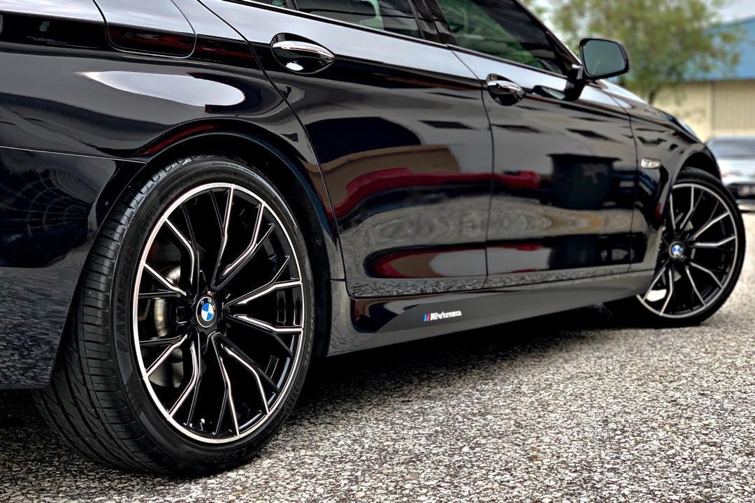 SEWA BELI BERDEPOSIT>>BMW F10 528i 2.0 240HP TWIN TURBO AUTO BAVARIA SPEC 2013