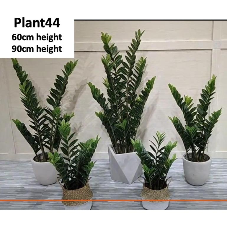 Small Artificial Plant Indoor Tree Interior Gardening Plants On Carousell