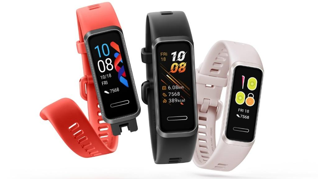 Staying FIT on LOCKDOWN with Huawei Band 4 PRO with Warranty (Cash/Credit payment Available)