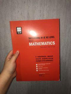 succeeding in h2 jc math