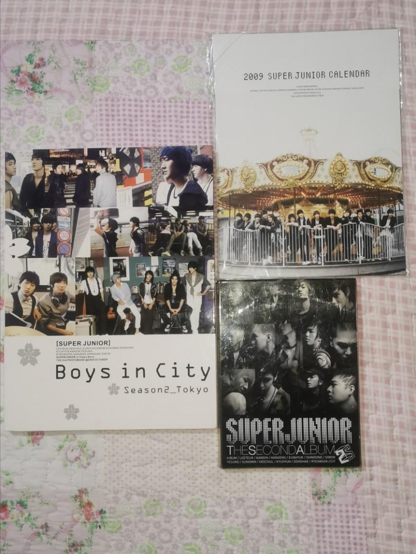 Super Junior Boys In City season 2: Tokyo (China version)