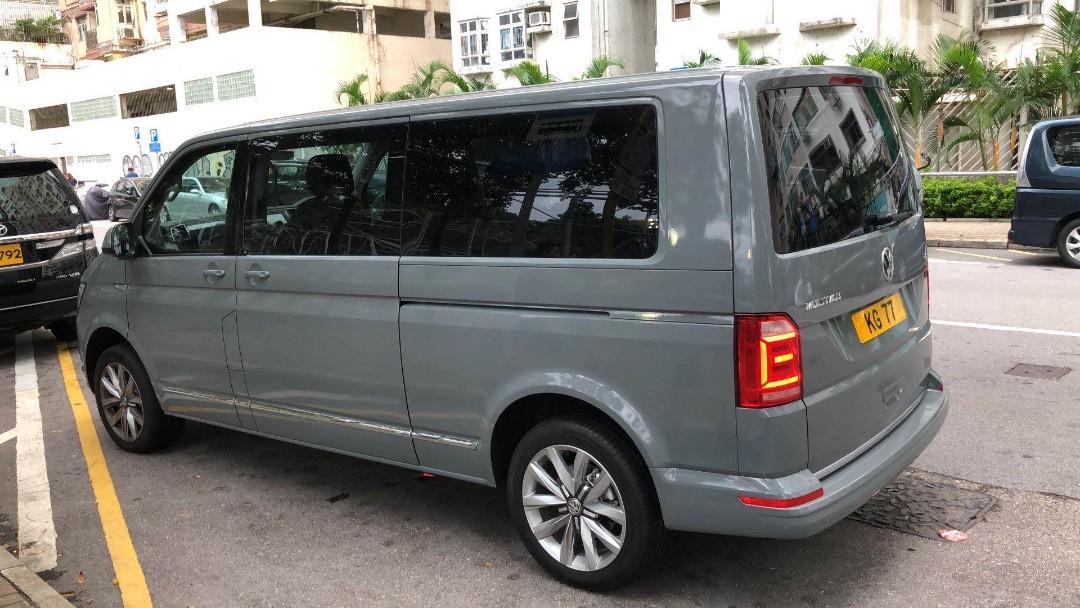 Volkswagen MultiVan Passenger 2.0 TSI Turbo Auto