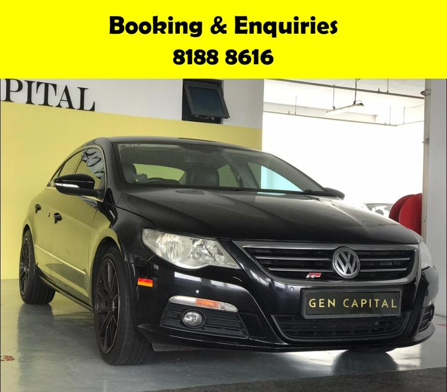 Volkswagen Passat CIRCUIT BREAKER PROMO!! THE CHEAPEST RENTAL WITH 50% OFF DURING CIRCUIT BREAKER, just $500 deposit driveaway. ADVANCE BOOKING ONLY! Whatsapp 8188 8616 now to enjoy special rates!!