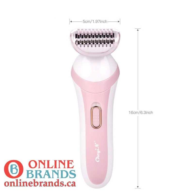 women hair removal | Hair trimmer | Hair shaver | Free shipping | Online Brands