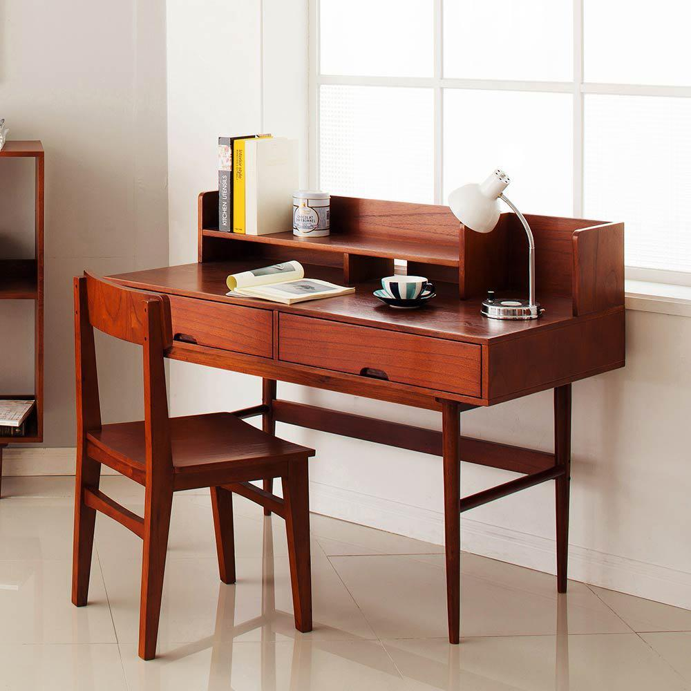 Work Desk / Wooden Study table / Home Office Work From ...