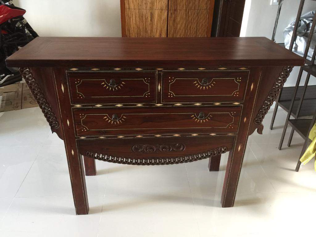 Alter Table, Home & Furniture, Furniture & Fixtures, Shelves