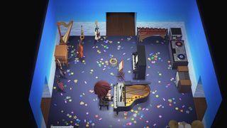 Animal crossing furniture set