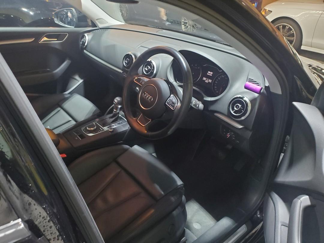Audi A3 Sedan 1.4 TFSI S tronic Attraction (A)