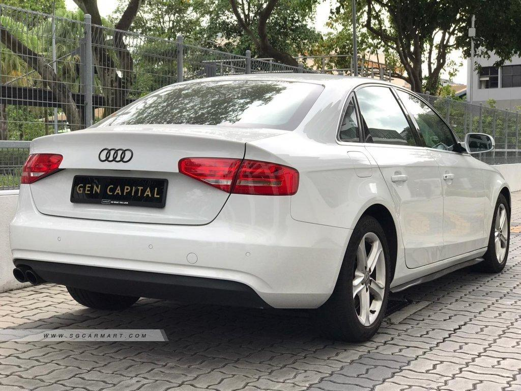 Audi A4 ADVANCE BOOKING ONLY! CIRCUIT BREAKER PROMO -THE CHEAPEST RENTAL WITH 50% OFF DURING CIRCUIT BREAKER, just $500 deposit driveaway. Whatsapp 8188 8616 now to enjoy special rates!!