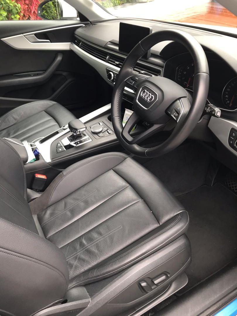 Audi A4 Avant 30TFSI Auto