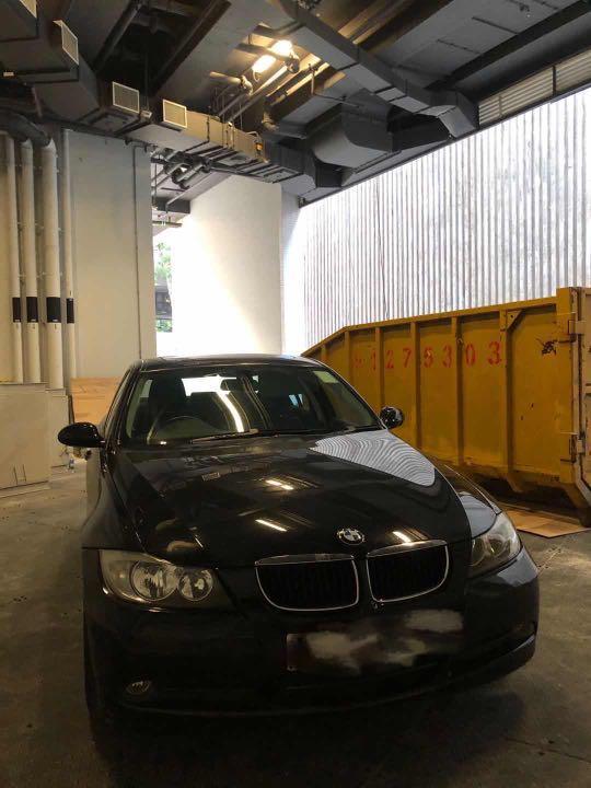 BMW 320i 320ia Auto