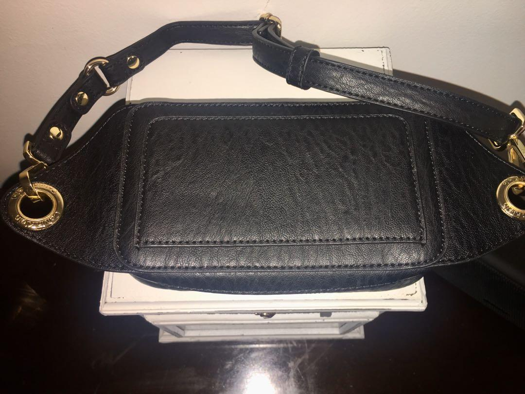 Brand new Calvin Klein Sonoma faux leather belt bag