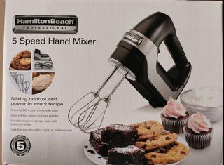 *BRAND NEW* Hamilton Beach Professional Grade Hand Mixer