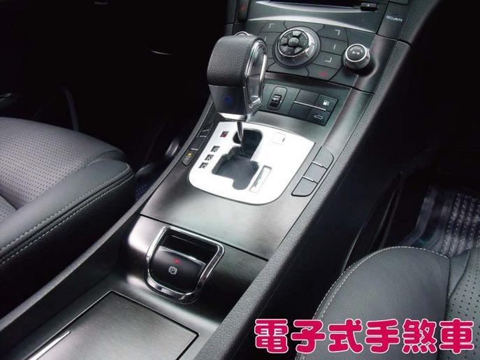 【FB搜尋桃園阿承】納智捷 超人氣U7 2014年 2.2CC 白色 二手車 中古車