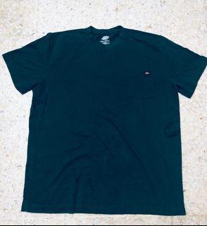 Green Dickies Pocket tshirt
