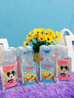 Hand sanitizer eskulin kids