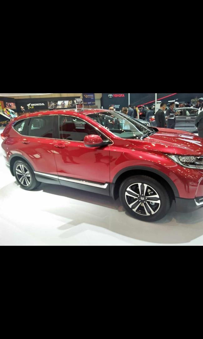 Honda CRV Turbo Prestige, Special Lebaran free saldo Etoll 500rb dan gratis service 4thn